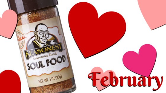 February Seasoning of the Month Blog