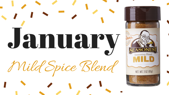 January Spice of the Month Blog Mon 1.4.2015