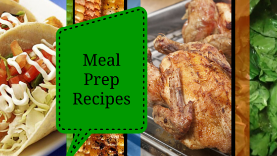 Meal Prep Recipes Blog